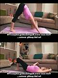 image of pictures of women in yoga pants